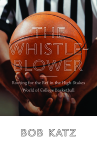 The Whistleblower book cover